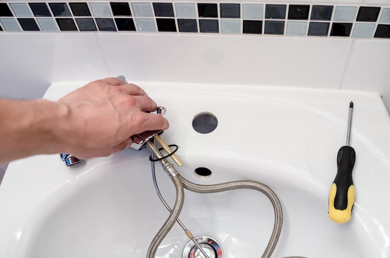 Leaking Faucet