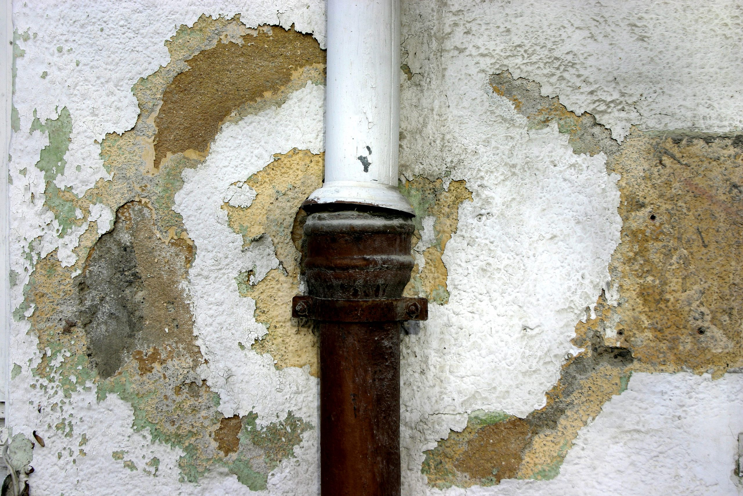 Pipe Damage